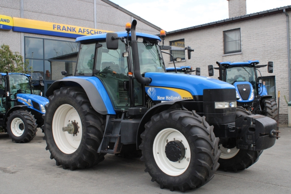 2DEHANDS - NEW HOLLAND TM175
