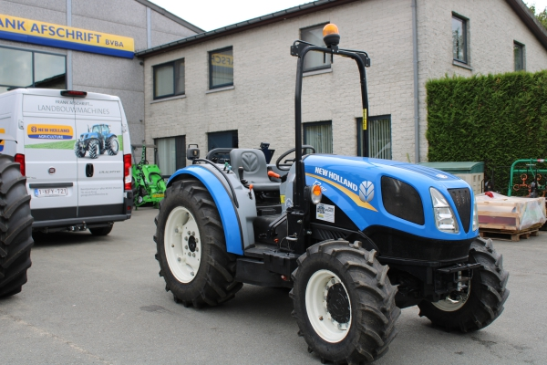 DEMO - New Holland T3.65F