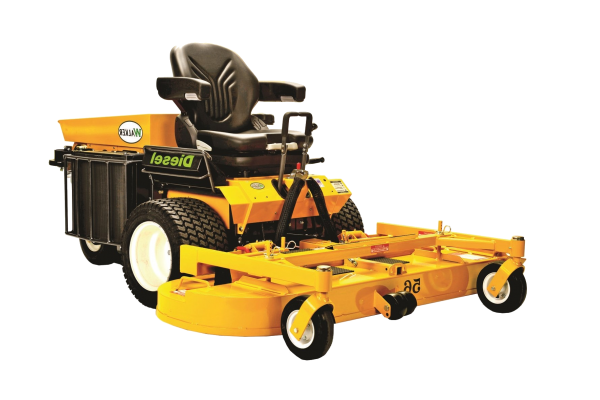 WALKER D21d - MULCHER